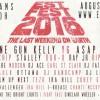DJ Bandcamp Takes Machine Gun Kelly's EST FEST!