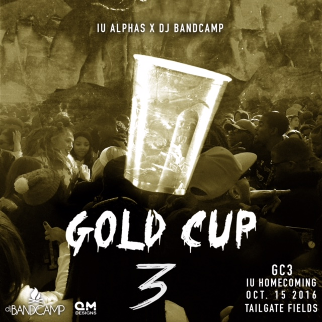 10.15.16 - Gold Cup Tailgate at IU (Bloomington, IN)