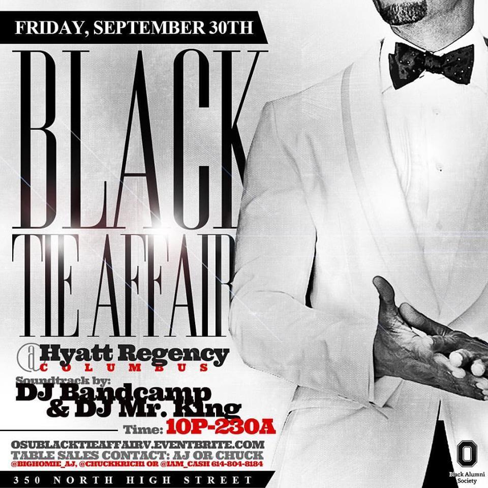 9.30.16 - OSU Black Tie Affair (Columbus, OH)