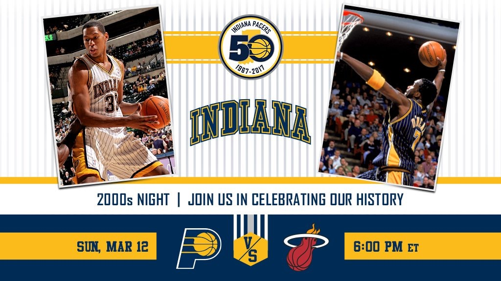 3.12.17 - Miami Heat vs Indiana Pacers at BLF (Indianapolis, IN)