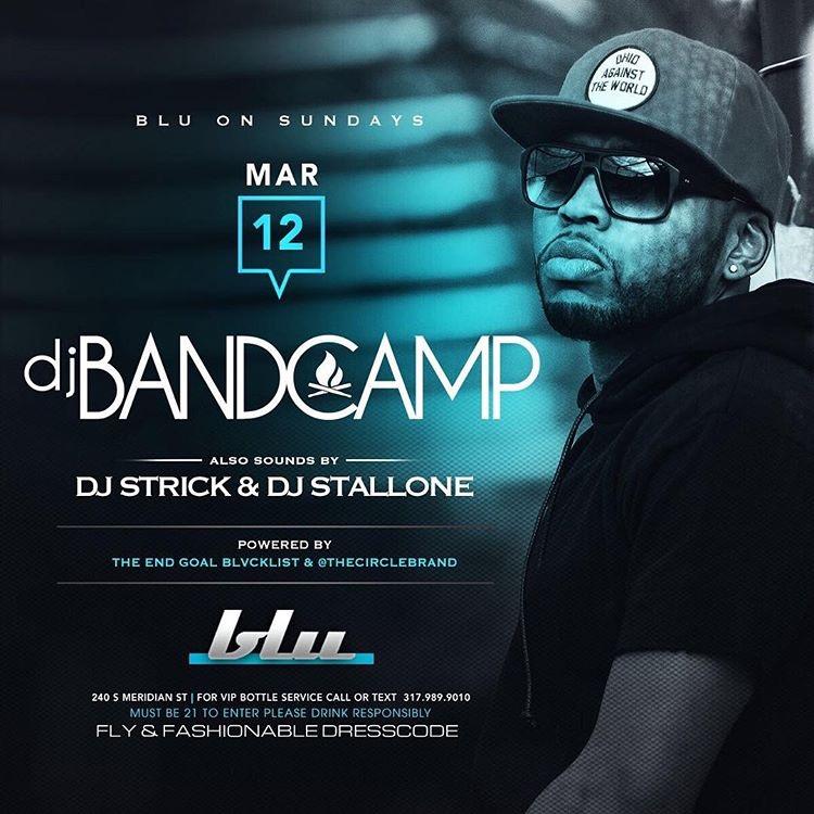 3.12.17 Industry Night at BLU Night Club (Indianpolis, IN)