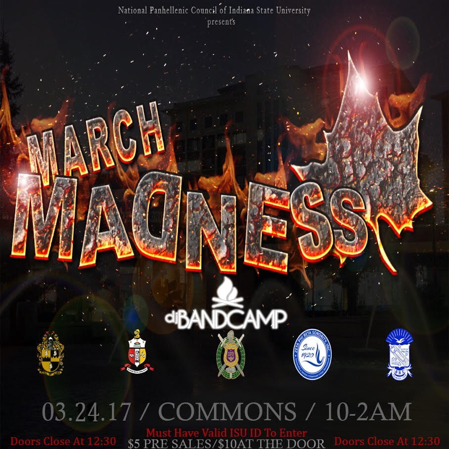3.24.17 - March Madness at Indiana State Univeristy (Terre Haute, IN)