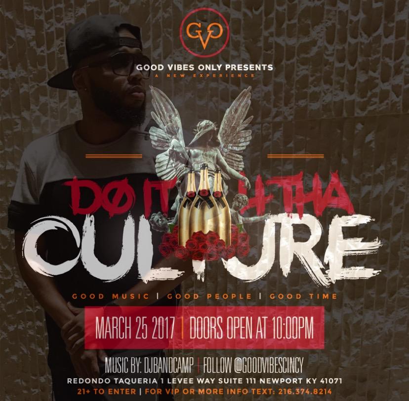 3.25.17 - Culture at Redondo Taqueria (Newport, KY)